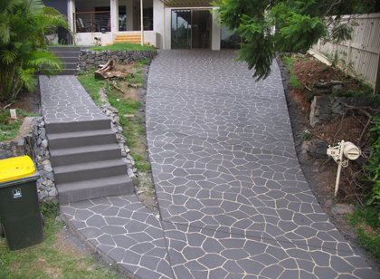 Photo Gallery Brisbane Concrete Resurfacing Stamped