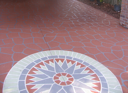 Photo Gallery | Brisbane Concrete Resurfacing | Stamped Concrete ...