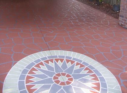 Photo Gallery Brisbane Concrete Resurfacing Stamped